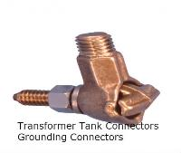 Transformer Ground Connectors Bronze
